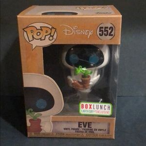 Funko Pop Disney Eve BoxLunch Exclusive